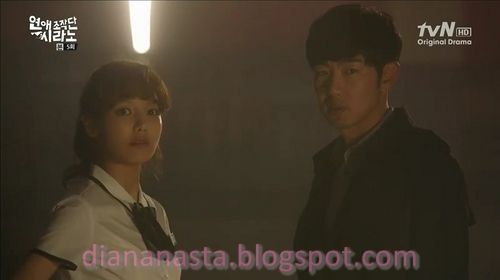 Sinopsis Dating Agency Cyrano Episode 1-16